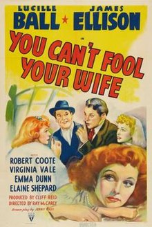 You Can't Fool Your Wife poster (1940 film).jpg