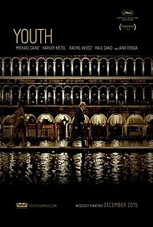 2015 film directed by Paolo Sorrentino