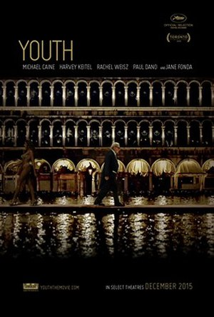 Youth (2015 film) - Theatrical release poster