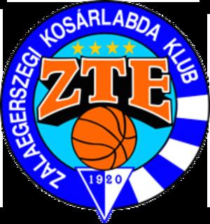 ZTE KK - Image: Zalakeramia ZTE KK logo