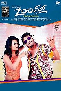 <i>Zoom</i> (2016 Kannada film) 2015 film by Prashant Raj