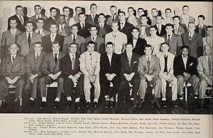 1950 Illinois Fighting Illini football team - Image: 1950 Illinois Fighting Illini football team