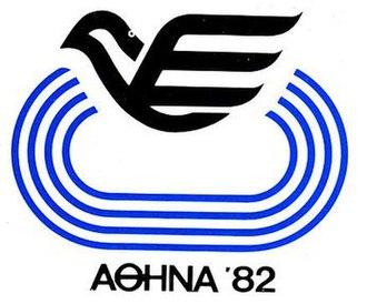 1982 European Athletics Championships - Image: 1982athens