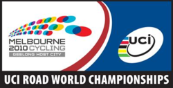 2010 UCI Road World Championships logo