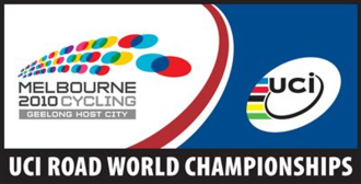 2010 UCI Road World Championships - Image: 2010 UCI Road World Championships logo