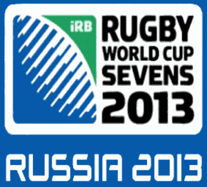 2013 Rugby World Cup Sevens - Image: 2013 Rugby World Cup Sevens logo