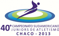 2013 South American Junior Championships in Athletics Logo.png
