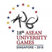 220px 2016 ASEAN University Games logo - Asean University Games