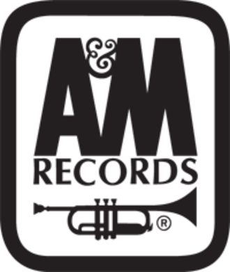 A&M Records - Image: A&M Records logo