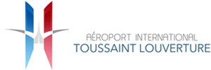 Toussaint Louverture International Airport - Image: Aéroport International Toussaint Louverture logo