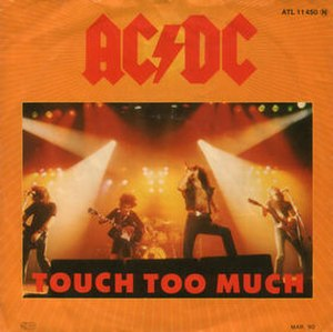 Touch Too Much - Image: Ac dctouchtoomuch