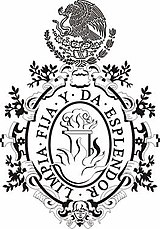Arms of the Mexican Academy of the Language
