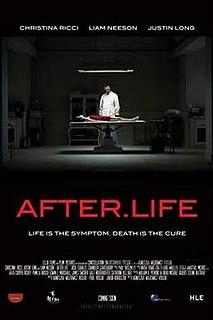 <i>After.Life</i> 2009 psychological horror-thriller film by Agnieszka Wojtowicz-Vosloo