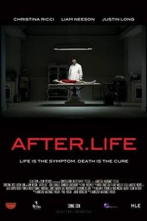 After.Life - Theatrical release poster