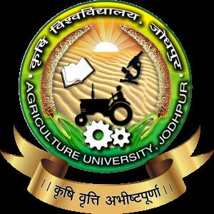 Agriculture University, Jodhpur - Image: Agriculture University, Jodhpur logo