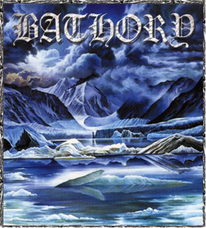 <i>Nordland II</i> 2003 studio album by Bathory