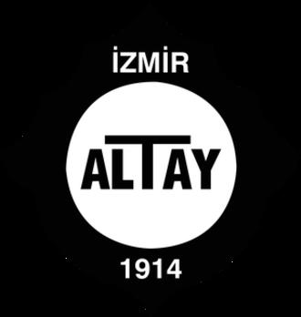 Altay S.K. - Image: Altay SK logo