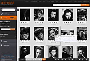 Arenapal - In 2013 www.arenapal.com launched its new Imageflows powered search engine.