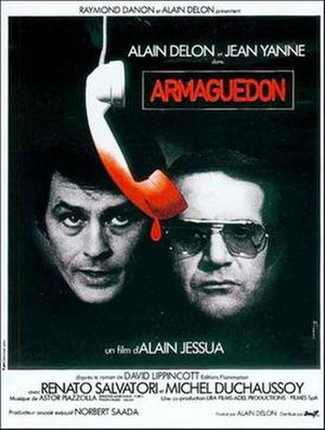 Armaguedon - Image: Armaguedon (1977)