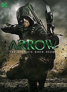 Arrow Season 6 Wikipedia
