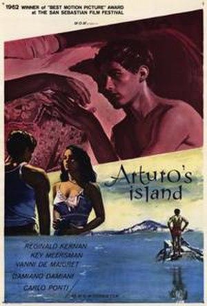 Arturo's Island (film) - Image: Arturo's Island (film)