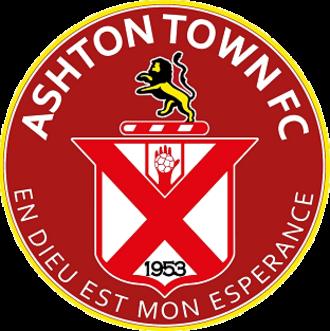 Ashton Town A.F.C. - Image: Ashton Town AFC logo