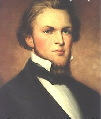 Florida Attorney General - Augustus Maxwell, 1846–1848