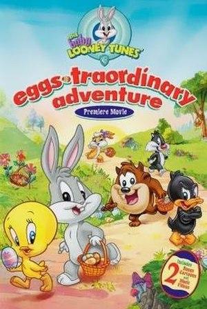 Baby Looney Tunes' Eggs-traordinary Adventure - Image: Baby Looney Tunes Easter