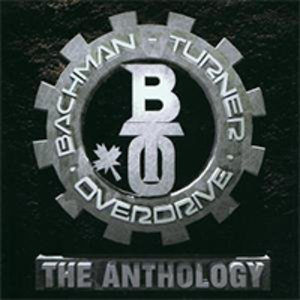 The Anthology (Bachman–Turner Overdrive album) - Image: Bachman Turner Overdrive The Anthology Coverart