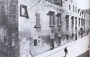 Forni della Signoria - View of the bakehouse