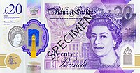 Bank of England £20 Series G obverse.jpg