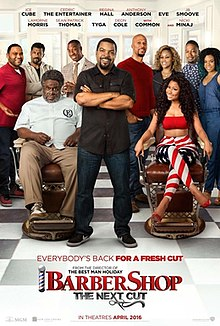 Barbershop: The Next Cut full movie watch online free (2016)