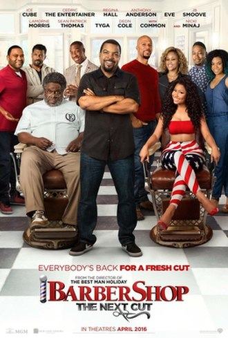 Barbershop: The Next Cut - Image: Barbershop The Next Cutposter