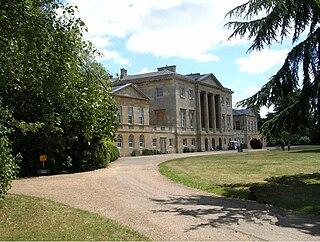 Basildon Park Grade I listed historic house museum in West Berkshire, United Kingdom
