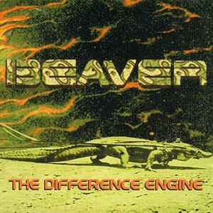 The Difference Engine (album) - Image: Beaverdiffengine