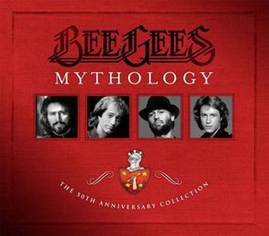 Mythology (Bee Gees album) - Image: Bee Gees Mythology 2012