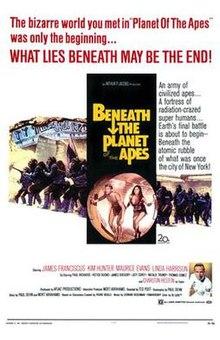"""Résultat de recherche d'images pour """"beneath the planet of the apes"""""""""""