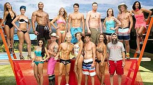 Big Brother 16 (U.S.) - Image: Big Brother 16 Cast