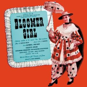 Bloomer Girl - 1944 Original Cast Recording