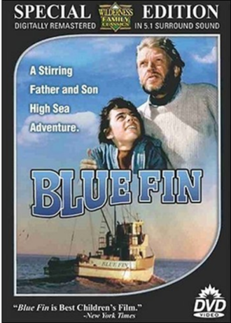 Blue Fin - DVD cover
