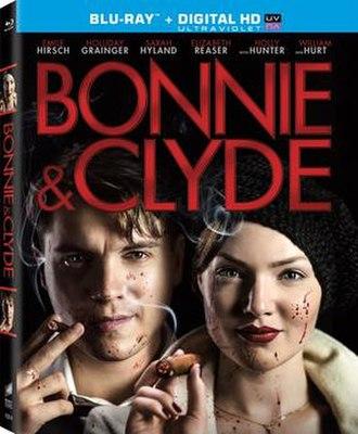 Bonnie & Clyde (2013 miniseries) - Image: Bonnie & Clyde 2013
