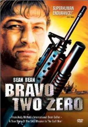 Bravo Two Zero (film) - DVD cover