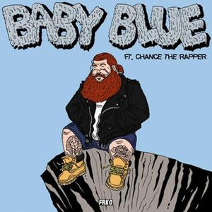 Baby Blue (Action Bronson song) - Image: Bronson Chance Baby Blue