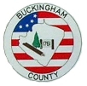 Buckingham County, Virginia - Image: Buckinghamcountyseal