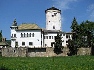 Žilina - Budatín Castle