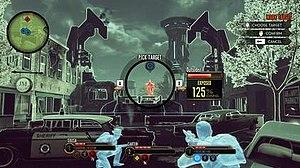 The Bureau: XCOM Declassified - The game's Battle Focus Mode