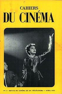 <i>Cahiers du cinéma</i> magazine