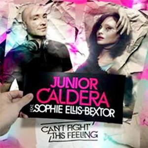 Can't Fight This Feeling (Junior Caldera song) - Image: Cant fight feeling