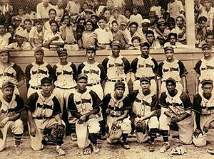 Sultanes de Monterrey - The team in 1939 was called Carta Blanca