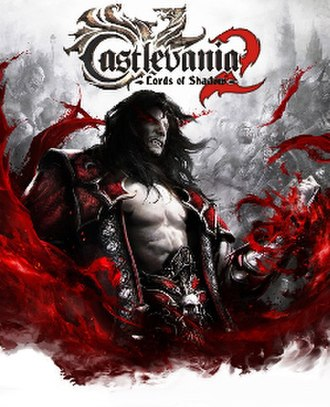 Castlevania: Lords of Shadow 2 - Image: Castlevania Lords of Shadow 2 boxart